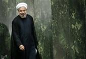 رای اعتماد به 4 وزیر پیشنهادی| روحانی وارد مجلس شد