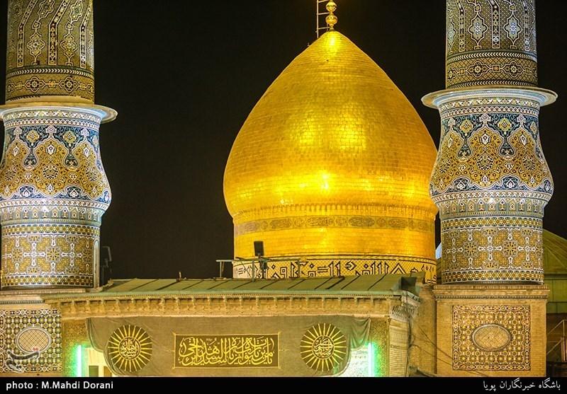 برگزاری مراسم دعای عرفه در آستان حرم حضرت عبدالعظیم (ع)