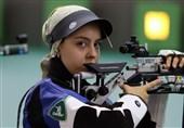 تیراندازی قهرمانی جهان| دست صادقیان به مدال تفنگ بادی بانوان نرسید