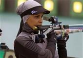 مسابقات جهانی تیراندازی| ناکامی بانوان در صعود به فینال تفنگ 50 متر سه وضعیت