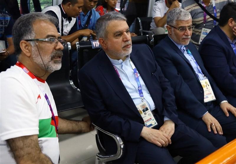 مراسم افتتاحیه تاریخ شفاهی ورزش ایران برگزار میشود