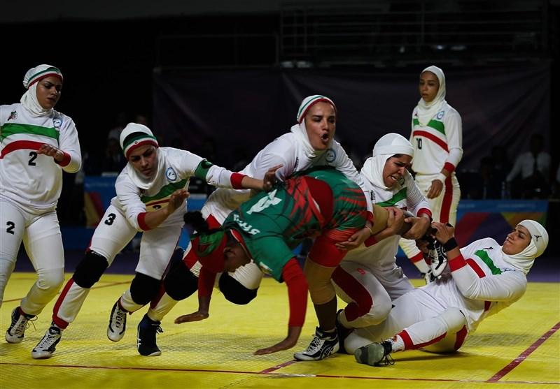 Asian Games: Iranian Kabaddi Teams Emerge Victorious
