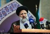 حجتالاسلام رئیسی در زنجان: پرچم عاشورا امید را در جامعه طنینانداز میکند