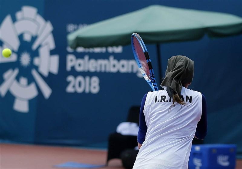 رقابتهای گروه دو فدکاپ| شکست بانوان تنیسور ایران برابر سریلانکا