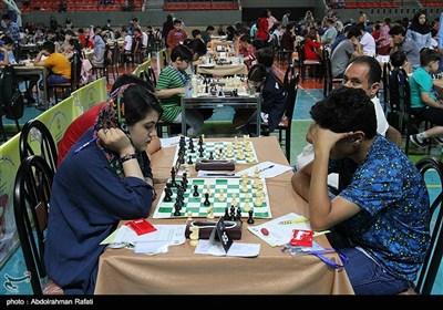 پانزدهمین دوره مسابقات بین المللی شطرنج اوپن ابن سینا - همدان