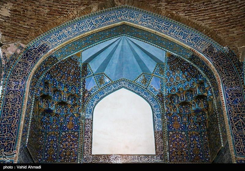 """بالصور..مسجد """"کبود"""" فی تبریز"""