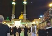 تهران| آئین مسلمیه در آستان مقدس حضرت عبدالعظیم حسنی(ع) برگزار شد+فیلم