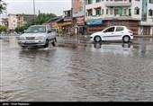 آخرین وضعیت بارشهای ایران/ کاهش شدید بارشها در حوضه آبریز دریاچه ارومیه + جدول