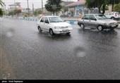 پیش بینی بارش باران برای برخی مناطق کشور