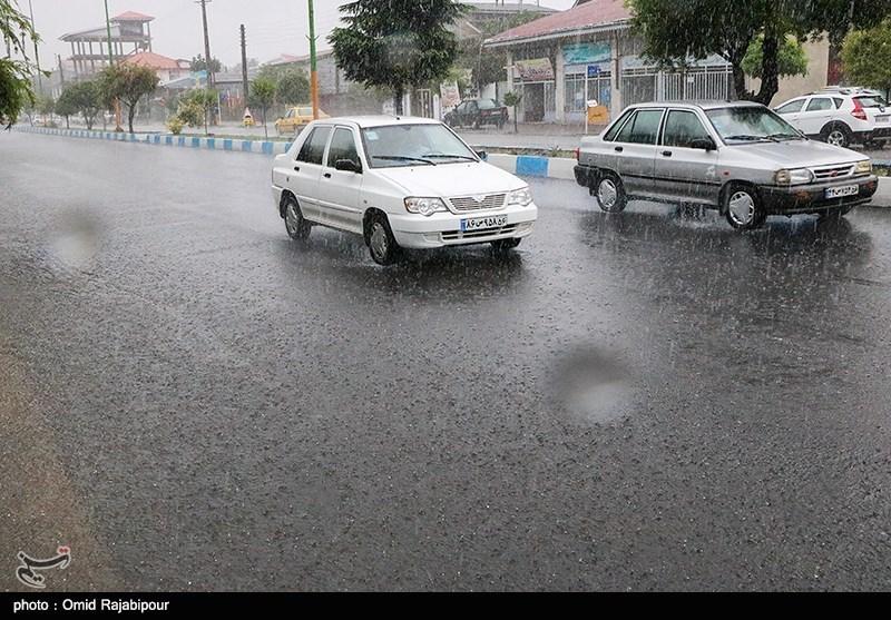 بارش 2 روزه باران در 10 استان/ هشدار وقوع سیلابهای ناگهانی