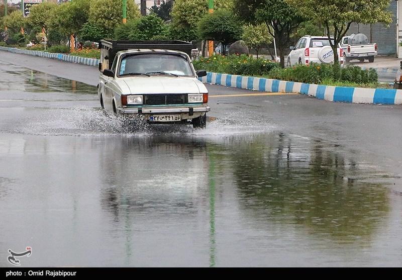 بارش باران کهگیلویه و بویراحمدی ها غافلگیر کرد + تصاویر