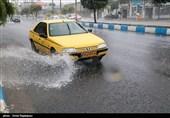 آخرین وضعیت بارشهای ایران/ کاهش بارش ها در خطه سبز شمال +جدول