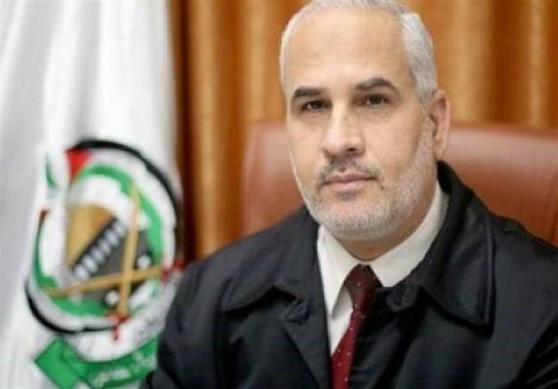 """الناطق باسم حماس """"لتسنیم"""": حماس والفصائل یسعون إلى وقف العدوان وإنهاء حصار غزة"""