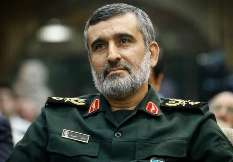 فرمانده پدافند هوایی عراق با سردار حاجیزاده دیدار کرد