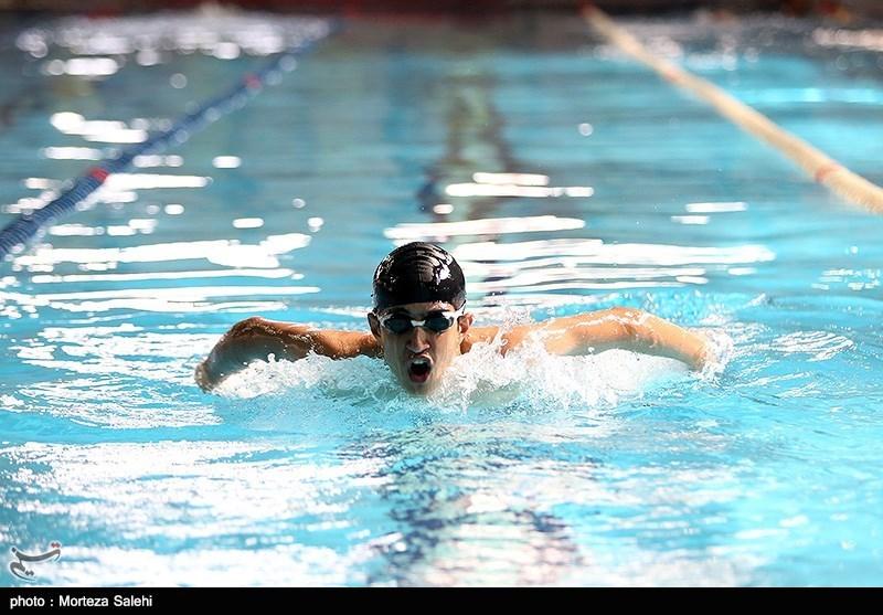 بابلسر میزبان مسابقات شنای آبهای آزاد کشور شد