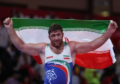 Wrestler Parviz Hadi Pockets Iran's Third Gold: Asian Games