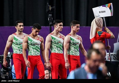 Iran to Participate at FIG Artistic Gymnastics World Cup - Sports news