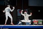 Iran to Send Five Fencers to 2021 World Cup