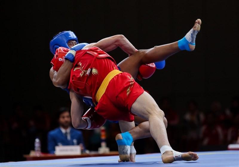 ثبت بهترین نتیجه تاریخ ووشو در جهان/ قهرمانی ایران در بخش ساندا در سرزمین چینیها