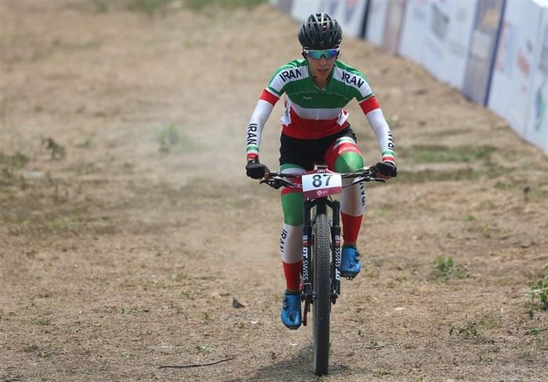 رتبه 56 برای پرتوآذر در جام جهانی دوچرخهسواری کوهستان