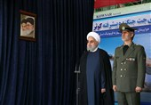 روحانی: نبحث عن السلام المستدیم ولم نعتدی على أی احد