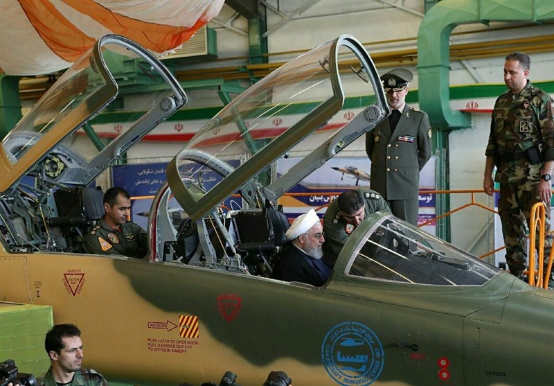 Iran's Homegrown Fighter Jet Incomparable to Foreign Version: Commander