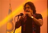 لیان در رویداد هنری طهران به صحنه رفت +عکس