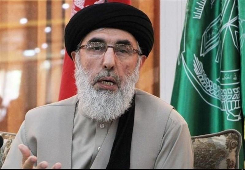 اعلام آمادگی حکمتیار برای مشارکت با طالبان در تعدیل قانون اساسی و ترکیب دولت