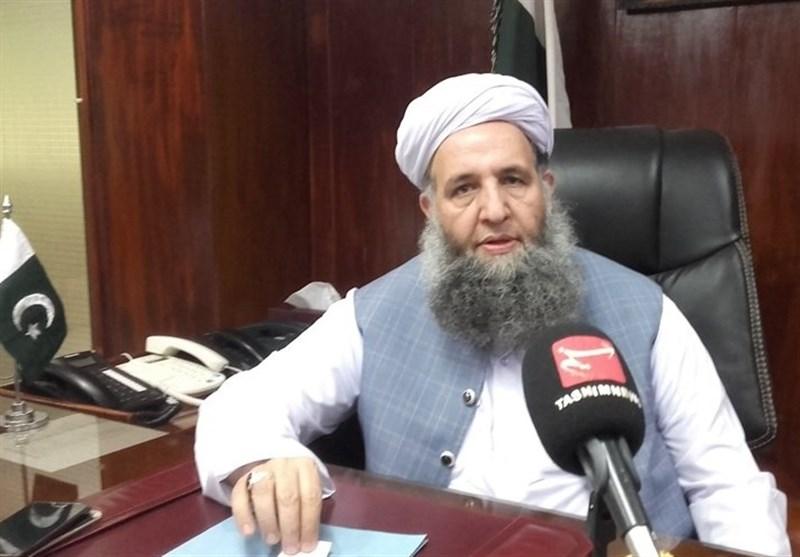 گفتگوی اختصاصی تسنیم با وزیر امور مذهبی پاکستان؛ پیوند ایران و پاکستان ناگسستنی است +فیلم
