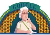 عصمت چغتائی نے بھارت میں گوگل ڈوڈل پر جگہ پالی