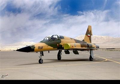 نخستین هواپیمای جنگنده ایرانی