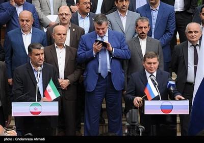 سفر استاندار ولگاگراد روسیه به مازندران