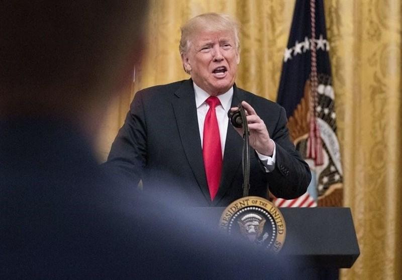 ترامپ: تعطیلی دولت آمریکا پیش از انتخابات نوامبر بعید است