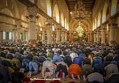 فلسطین|موافقت اسرائیل با ساخت دهها واحد مسکونی دیگر/ برگزاری باشکوه نماز عید قربان در مسجدالأقصی +تصاویر