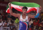 Iranian Greco-Roman Wrestlers Win Two Bronze Medals: Asian Games