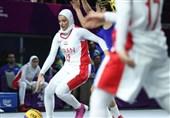 گزارش خبرنگار اعزامی تسنیم از اندونزی| زمانپور: بسکتبال 3 به 3 دختران در آغاز یک راه طولانی قرار دارد