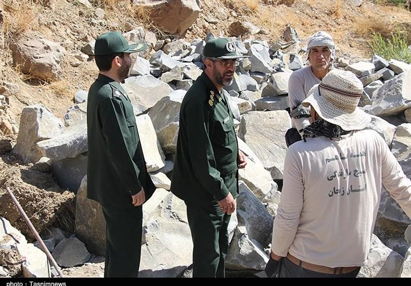 طرح پیشرفت آبادانی برای محرومیتزادیی در 89 روستای زنجان اجرا میشود+عکس