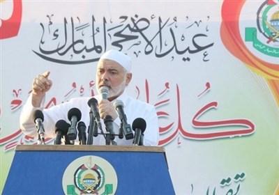 """هنیة: غزة قریبة من طی صفحة الحصار و""""صفقة القرن"""" فی موتٍ سریری"""