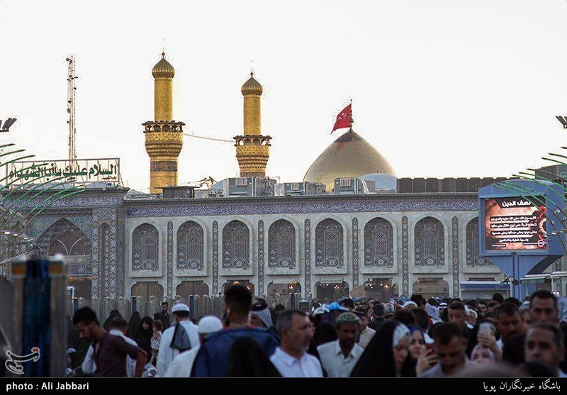 250 هزار نفر از مرز مهران برای شرکت در مراسم دعای عرفه در کربلا خارج شدند