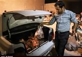 گزارش| محلهای در سبزوار که مقام معظم رهبری به آن اشاره کردند / توزیع گوشت قربانی بین محرومان