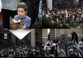 نماز عید قربان در ارومیه به روایت تصویر