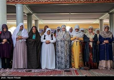 نماز عید قربان در سنندج