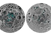 Water Ice Confirmed on Moon's Surface