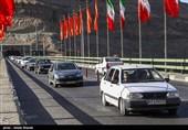 آخرین وضعیت ترافیکی محورهای شمالی؛ ترافیک نیمه سنگین در فیروزکوه