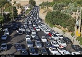 محدودیت های ترافیکی جاده ها تا اول مهر 97