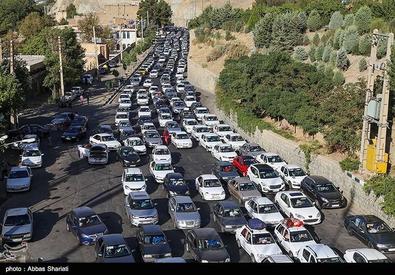 تردد در جادههای کشور 11.5 درصد بیشتر شد + 10 جاده پرترافیک