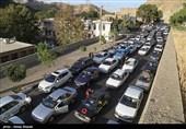 جزئیات محدودیت ترافیکی آخر هفته/محور پونل-خلخال تا اطلاع ثانوی مسدود شد