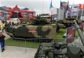 عرضه جدیدترین فناوریهای نظامی قزاقستان در نمایشگاه نظامی روسیه