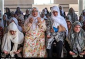 Millions of Muslims Attend Eid al-Adha Prayers in Iran