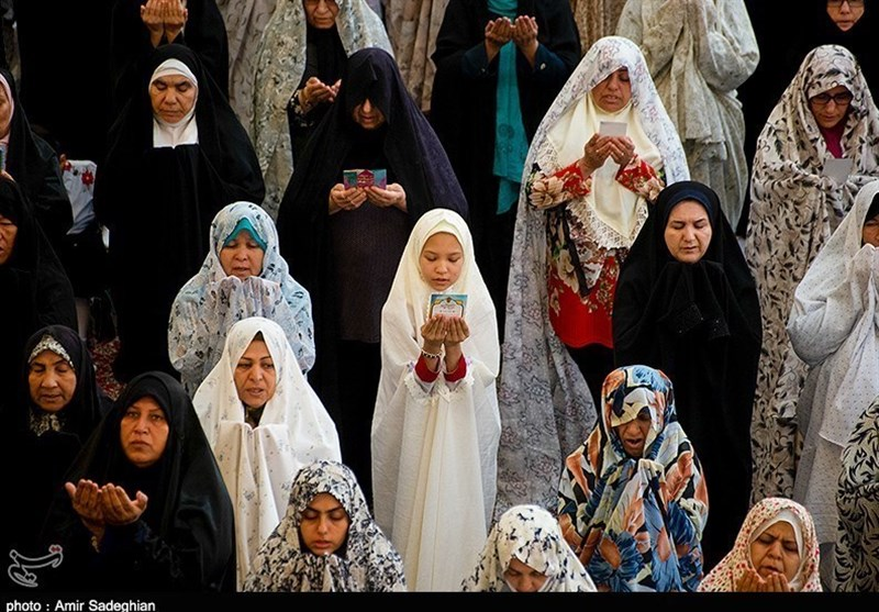 Millions of Muslims Attend Eid al-Adha Prayers in Iran